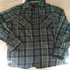 Boys size s(8) long sleeve top